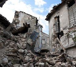 earthquakeのイメージ画像